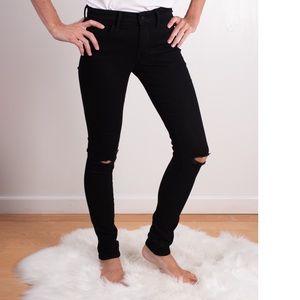 Abercrombie & Finch Harper Super Skinny Jeans